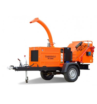 "Chipper 6"" Capacity - Timberwolf TW 230"
