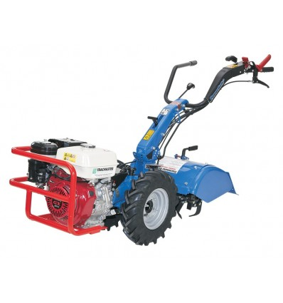 Rotavator Medium Blue