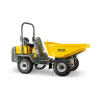Dumper 3 Tonne Swivel